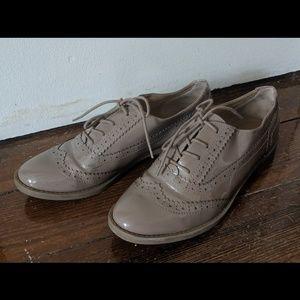 Franco Sarto Illia Wingtip Oxford Shoes